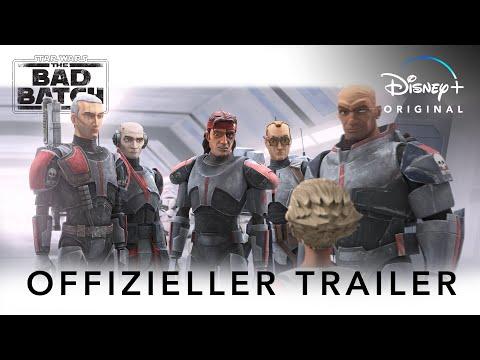 STAR WARS: THE BAD BATCH - Offizieller Trailer | Disney+