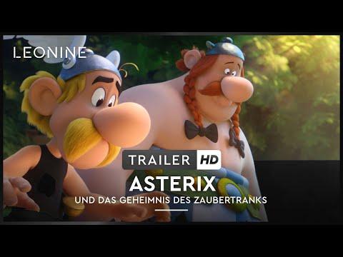 Asterix und das Geheimnis des Zaubertranks - Trailer (deutsch/ german, FSK 0)