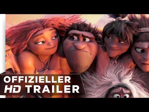 Die Croods - Alles auf Anfang – Trailer deutsch/german HD