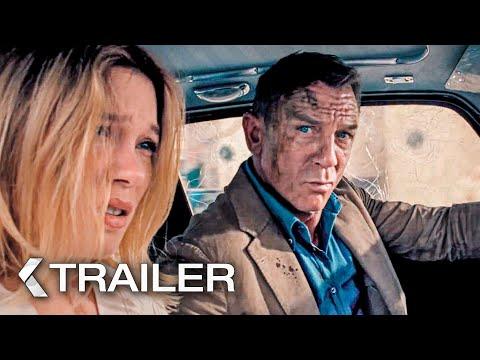 JAMES BOND 007: Keine Zeit Zu Sterben Finaler Trailer German Deutsch (2021)