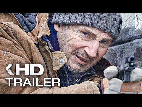 THE ICE ROAD Trailer German Deutsch (2021)