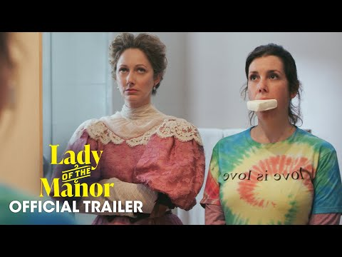 Lady of the Manor (2021 Movie) Official Trailer - Justin Long, Melanie Lynskey