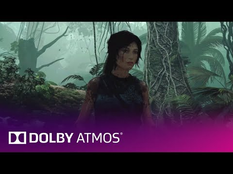 Shadow of the Tomb Raider in Dolby Atmos | Dolby