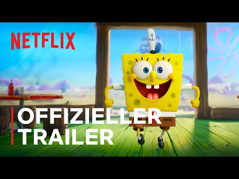 SpongeBob Schwammkopf: Eine schwammtastische Rettung | Offizieller Trailer | Netflix
