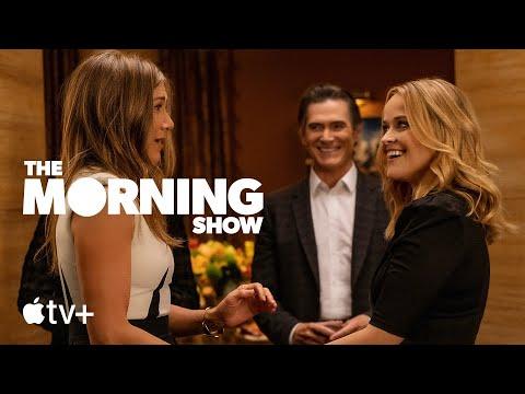 The Morning Show — Season 2 Official Teaser   Apple TV+