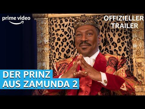 Der Prinz aus Zamunda 2 | Offizieller Trailer | Prime Video DE