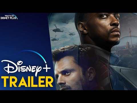 Marvel's The Falcon and the Winter Soldier Disney+ Trailer