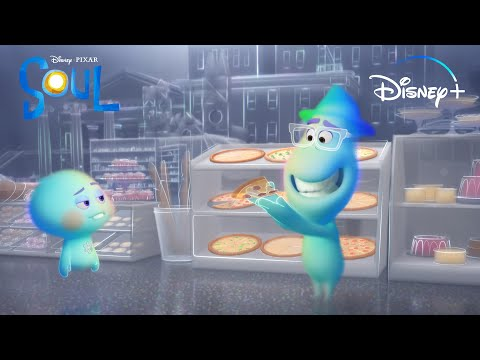 SOUL - Offizieller Trailer (deutsch/german) // Jetzt auf Disney+   Disney+