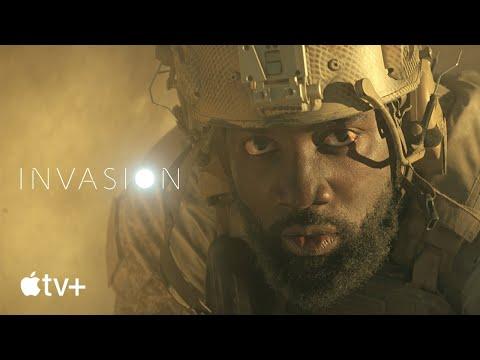 Invasion — Official Teaser   Apple TV+