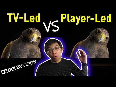 Dolby Vision TV-Led vs Player-Led Comparison: Which is Better?