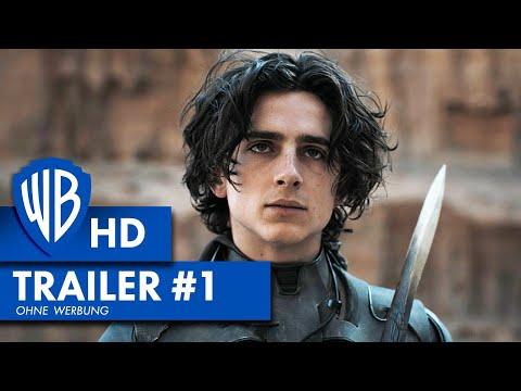 DUNE - Offizieller Trailer #1 Deutsch HD German (2021)