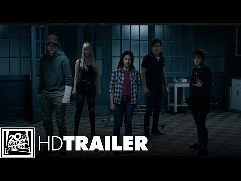 THE NEW MUTANTS - 1. Offizieller Trailer (deutsch/german) | 20th Century Studios