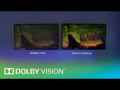 Dolby Vision IQ | Dolby Vision | Dolby