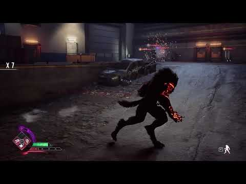 Werewolf The Apocalypse - Earthblood - First Look Gameplay Developer Commentary