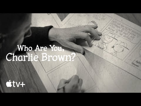 Who Are You, Charlie Brown? — Official Trailer l Apple TV+