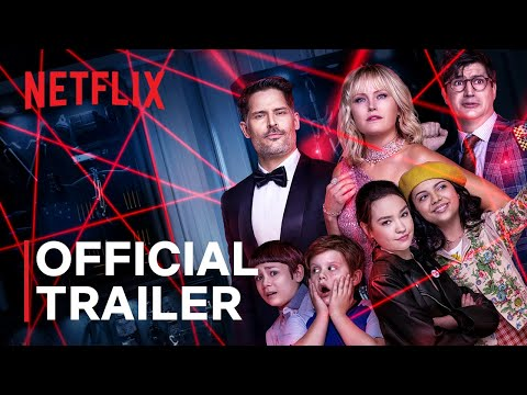 The Sleepover | You Think You Know Your Parents? | Official Trailer | Netflix