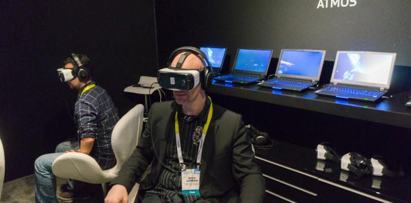 Dolby Atmos für Virtual Reality ausprobiert