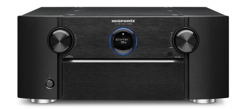 DTS:X-Firmware-Update für Marantz-Vorverstärker steht bereit