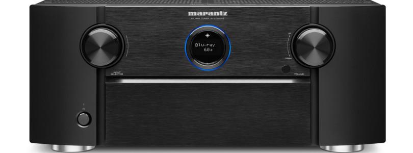 DTS:X: Firmware-Update für Marantz SR7010, SR6010 und AV7702mkII