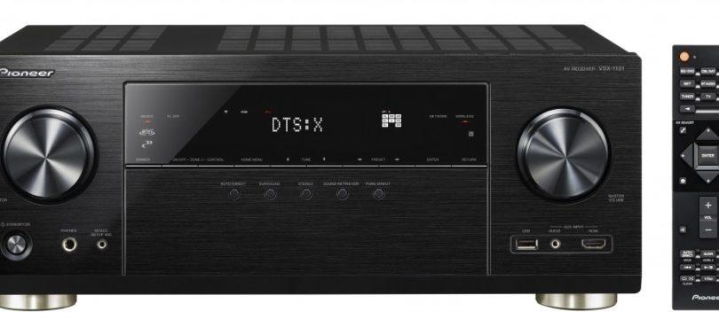 Pioneer: Neuer AV-Receiver mit Dolby Atmos und DTS:X