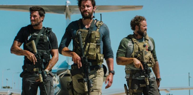 """Michael Bays Action-Thriller """"13 Hours"""" erscheint auf Blu-ray mit Atmos-Ton"""