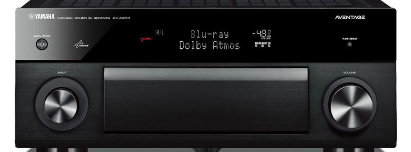 DTS:X: Firmware-Update für Yamaha-Geräte erschienen