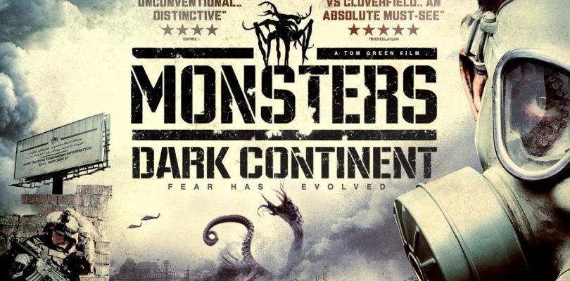 """""""Monsters: Dark Continent"""": Japanische Blu-ray mit englischem Atmos-Ton"""