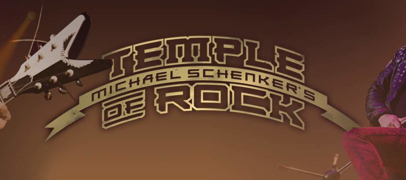 Konzert von Michael Schenker's Temple Of Rock auf Blu-ray mit Atmos-Ton
