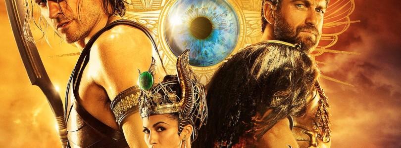"""Lionsgate bringt in den USA """"Gods Of Egypt"""" auf Blu-ray mit DTS:X-Ton"""