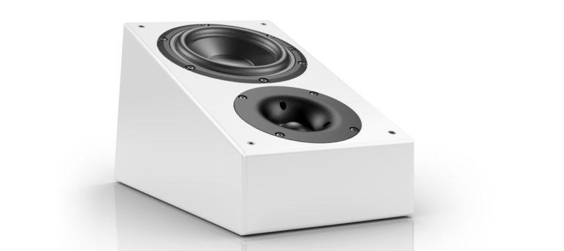 Nubert stellt Aufsatzlautsprecher für Dolby Atmos vor