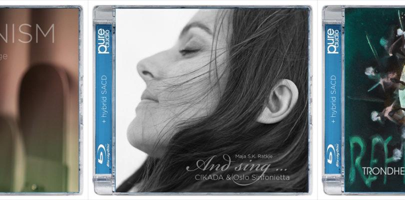 Premiere mal drei: Erste Musik-Discs mit Auro-3D- und Atmos-Ton