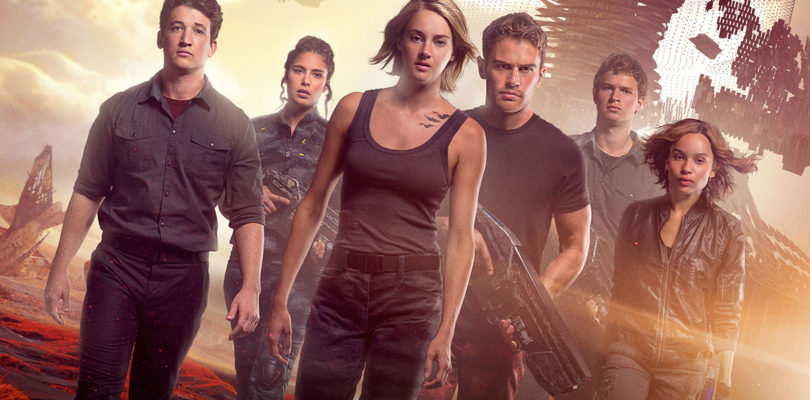 """Lionsgate veröffentlicht """"Allegiant"""" auf Blu-ray und UHD-Blu-ray mit Atmos-Ton"""