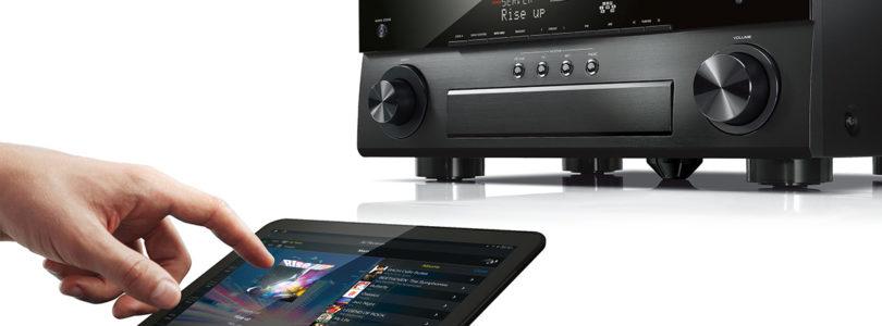 Neue Yamaha-Oberklasse: Receiver RX-A660 und RX-A860 mit Atmos und DTS:X