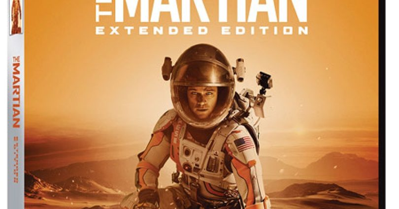 """""""The Martian"""": Extended Edition auf UHD-Blu-ray kommt mit Atmos-Ton"""