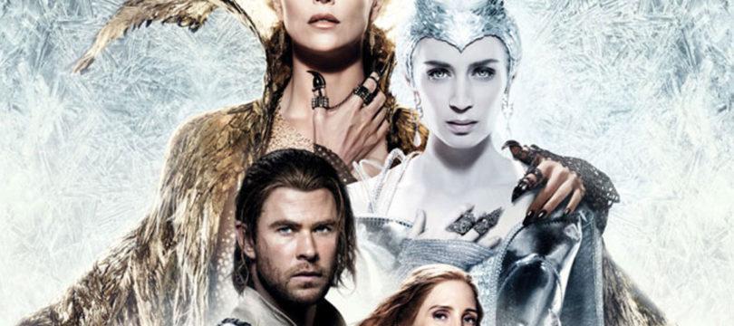 """""""The Huntsman & The Ice Queen"""" erscheint auf Blu-ray mit DTS:X-Ton"""