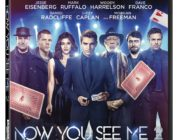 """Now You See Me 2"" auf Blu-ray und Ultra HD Blu-ray mit Atmos-Ton"
