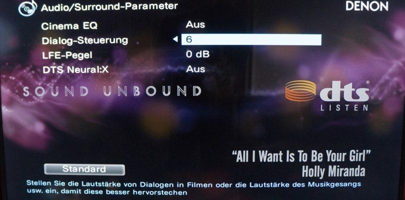 """DTS:X: So lässt sich die """"Dialog Control""""-Funktion bereits ausprobieren"""