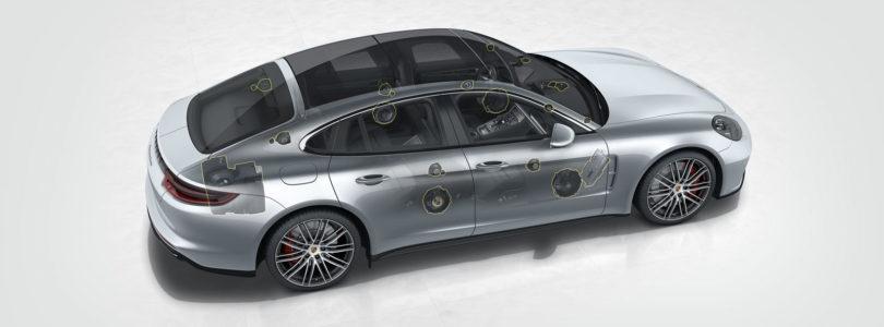Premiere: Auro-3D im Porsche Panamera 4S