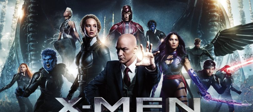 "Ultra HD Blu-ray: ""X-Men Apocalypse"" mit englischem Atmos-Ton"