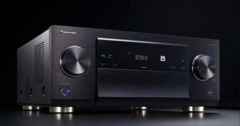 Pioneer: Drei neue AV-Receiver mit HiRes-Streaming und 3D-Sound