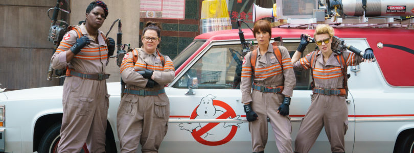 Ghostbusters-Neuverfilmung erscheint auf Ultra HD Blu-ray mit Auro-3D-Ton