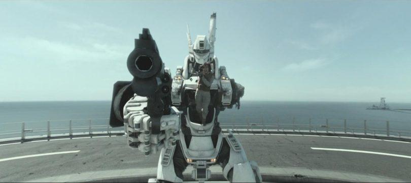 Japanische S.F-Action auf deutscher Blu-ray mit japanischem Atmos-Ton
