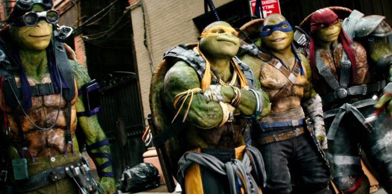 """Teenage Mutant Ninja Turtles 2"" mit Atmos-Ton auf Blu-ray und UHD-Blu-ray"