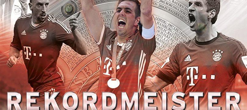 Dokumentation über FC Bayern München mit Atmos-Ton