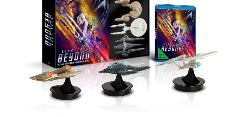 """""""Star Trek Beyond"""": Deutsche Blu-ray mit englischem Dolby-Atmos-Mix"""