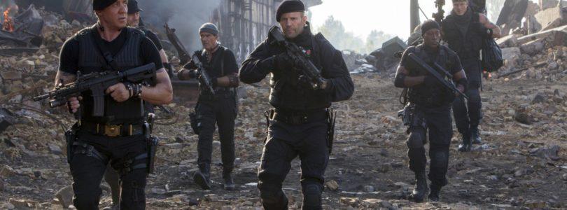 """""""The Expendables 3"""" auf UHD-Blu-ray mit deutschem und englischem 3D-Sound"""