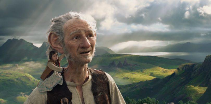 """Disneys """"BFG"""" auf britischer und niederländischer Blu-ray mit Atmos-Ton"""