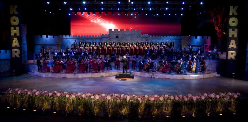 Symphonieorchester und Chor KOHAR veröffentlicht Blu-ray mit 3D-Sound-Mix