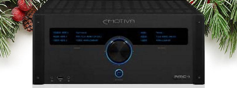 CES: Emotiva zeigt 7.3.6-Vorverstärker mit Dolby-Atmos- und DTS:X-Decoder