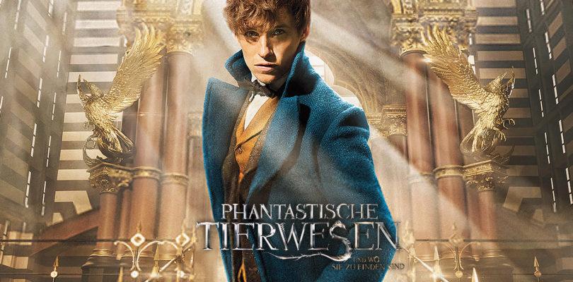 """""""Phantastische Tierwesen…"""": Blu-ray und UHD-BD mit englischem und deutschem 3D-Sound"""